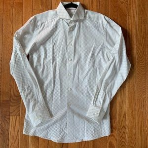 Eton of Sweden Dress Shirt, 15.5 / M